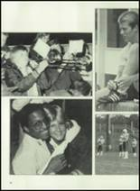 1985 Linganore High School Yearbook Page 72 & 73
