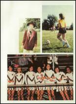1985 Linganore High School Yearbook Page 74 & 75