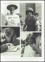 1985 Linganore High School Yearbook Page 76 & 77
