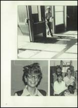 1985 Linganore High School Yearbook Page 80 & 81