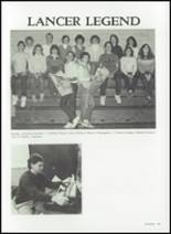 1985 Linganore High School Yearbook Page 90 & 91
