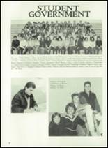 1985 Linganore High School Yearbook Page 94 & 95