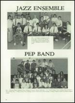 1985 Linganore High School Yearbook Page 96 & 97