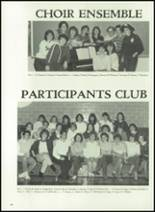 1985 Linganore High School Yearbook Page 98 & 99