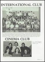 1985 Linganore High School Yearbook Page 100 & 101