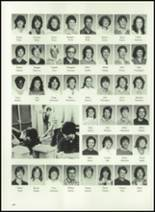 1985 Linganore High School Yearbook Page 110 & 111