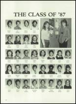 1985 Linganore High School Yearbook Page 116 & 117