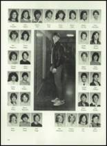 1985 Linganore High School Yearbook Page 124 & 125