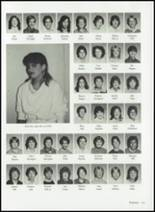 1985 Linganore High School Yearbook Page 128 & 129