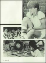 1985 Linganore High School Yearbook Page 152 & 153