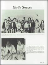 1985 Linganore High School Yearbook Page 164 & 165