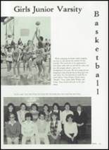 1985 Linganore High School Yearbook Page 176 & 177