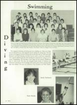 1985 Linganore High School Yearbook Page 180 & 181