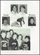 1985 Linganore High School Yearbook Page 182 & 183