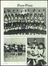 1985 Linganore High School Yearbook Page 186 & 187