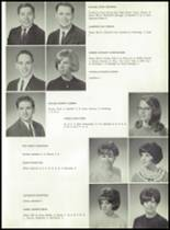 1966 Lake Park High School Yearbook Page 16 & 17