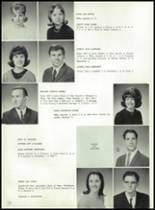 1966 Lake Park High School Yearbook Page 20 & 21