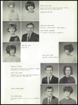 1966 Lake Park High School Yearbook Page 22 & 23