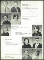 1966 Lake Park High School Yearbook Page 26 & 27