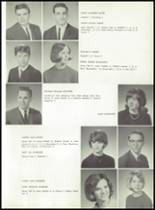 1966 Lake Park High School Yearbook Page 34 & 35