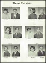1966 Lake Park High School Yearbook Page 40 & 41