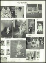 1966 Lake Park High School Yearbook Page 42 & 43