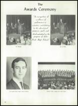 1966 Lake Park High School Yearbook Page 54 & 55