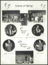 1966 Lake Park High School Yearbook Page 62 & 63