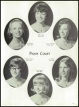 1966 Lake Park High School Yearbook Page 70 & 71