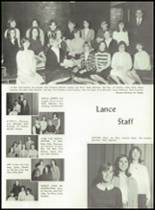 1966 Lake Park High School Yearbook Page 84 & 85