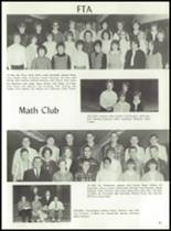 1966 Lake Park High School Yearbook Page 86 & 87