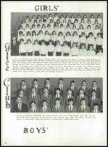 1966 Lake Park High School Yearbook Page 92 & 93