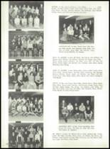 1966 Lake Park High School Yearbook Page 102 & 103