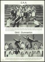 1966 Lake Park High School Yearbook Page 104 & 105