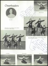 1966 Lake Park High School Yearbook Page 106 & 107