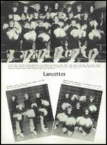 1966 Lake Park High School Yearbook Page 108 & 109