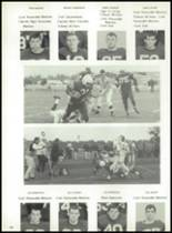 1966 Lake Park High School Yearbook Page 110 & 111