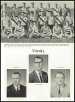 1966 Lake Park High School Yearbook Page 124 & 125