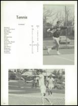 1966 Lake Park High School Yearbook Page 128 & 129