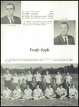 1966 Lake Park High School Yearbook Page 130 & 131