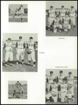 1966 Lake Park High School Yearbook Page 132 & 133