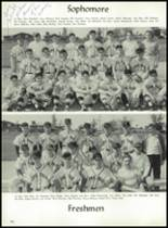 1966 Lake Park High School Yearbook Page 134 & 135
