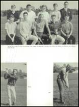 1966 Lake Park High School Yearbook Page 136 & 137