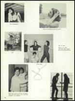 1966 Lake Park High School Yearbook Page 156 & 157