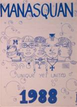 1988 Yearbook Manasquan High School
