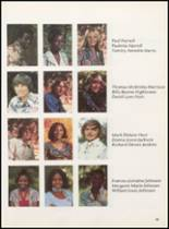 1976 Todd County High School Yearbook Page 42 & 43