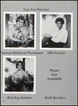 1976 Todd County High School Yearbook Page 56 & 57