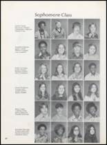 1976 Todd County High School Yearbook Page 70 & 71