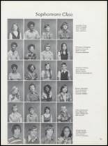 1976 Todd County High School Yearbook Page 74 & 75