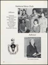 1976 Todd County High School Yearbook Page 92 & 93